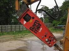 2007 Case 580 breaker Backhoe,