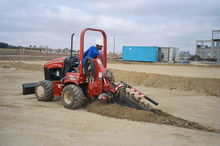 2007 Ditch witch Rt40 Trencher,