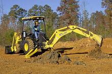 2010 Yanmar Cbl 40 Tractor load