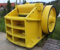 1985 IBAG Jaw crusher 1000 x 35