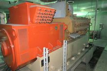 1992 Deutz MWM 2000 kVA Electri