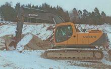 Used 2000 Volvo EC21