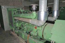 1980 MWM 400 KVA Electric gener