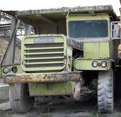 Used Euclid R25 Dump