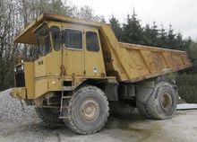 Used Faun K35.5 Dump