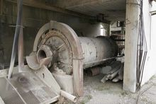 Krupp rod mill  / Stabrohrmühle