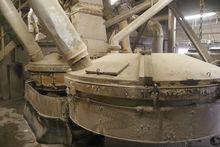 1987 Krupp Concrete mixing plan