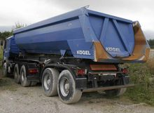 2000 MAN 26.464 truck with Köge