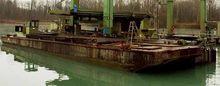 1993 Vogel 100 cbm barge #ID065