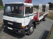 1984 UNIC IVECO Truck