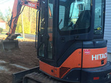 Used 2010 HITACHI 35
