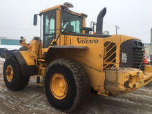 Used 2007 VOLVO L120