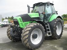 2012 Deutz-Fahr Agrotron TTV 63