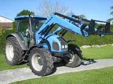 2010 Landini Powerfarm 100