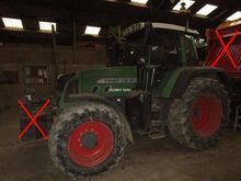 Used 2009 Fendt 712