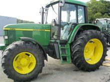 2001 John Deere 6510