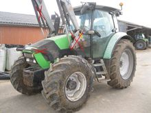 2009 Deutz-Fahr Agrotron K 420