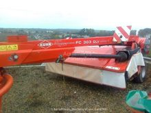 2007 Kuhn FC 303 GLV