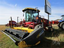Used 2011 HOLLAND H8