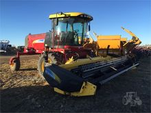 2013 NEW HOLLAND H8040