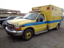 Used Ambulances for sale  Ford equipment & more | Machinio