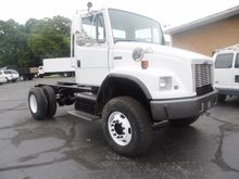 2000 Freightliner FL80 Cab and