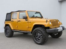 2014 Jeep Wrangler Unlimited 4x