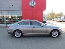 2013 BMW 5 Series AWD 535i xDri