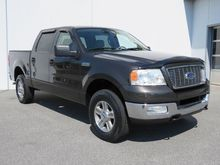 2005 Ford F-150 4dr SuperCrew X