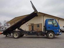 2006 GMC W 4500 Flatbed Dump