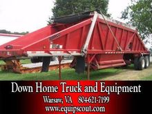 1994 Ranco Bottom Dump Trailer