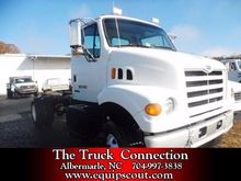 1999 Ford L7500 Cab & Chassis