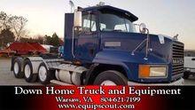 1996 Mack CH613 Tri-Axle Road T