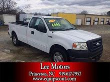 2008 Ford F-150 4x2 XL 2dr Regu