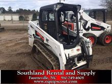 2015 Bobcat T450 Skid Steer