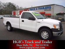 2013 Ford F-150 4x2 XL 2dr Regu