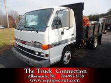 1987 GMC 4000 Dump Truck
