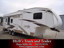 2008 Keystone Laredo 265RL 5th
