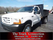 2000 Ford F-450 Service Truck