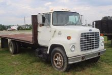 1984 Ford L600 Flatbed