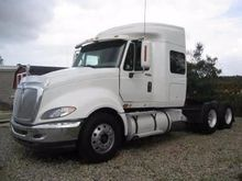 2008 International Prostar Road