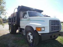 1995 Ford F-Series Dump Truck