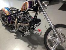 2008 SPCN CUSTOM MOTORCYCLE