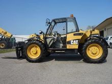 2006 Caterpillar 220B Telehandl