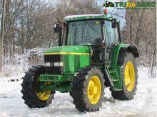 2000 John Deere 6510