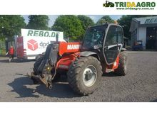 2010 Manitou MLT 735