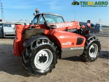 2005 Manitou MLT 634
