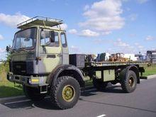 1983 Magirus 168 M 11 FAL 4X4