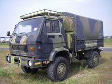 1987 MAN 8-136 FAE 4X4 EX ARMY