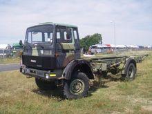 1982 Magirus 168 M 11 FAL 4X4 1